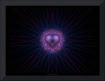 Heartstrings - Fractal Art