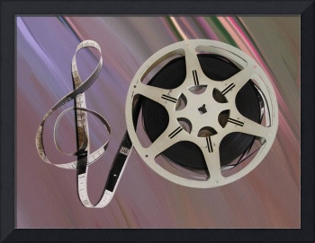 Reel and Clef 1 by Leslie Harlow