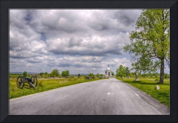 A Road Through Gettysburg