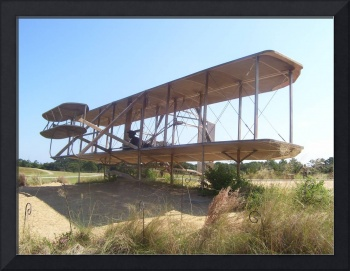 Wright Brothers Replica Airplane