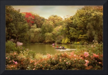 Central Park Rowers