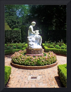 Bayou Bend Gardens and Statue