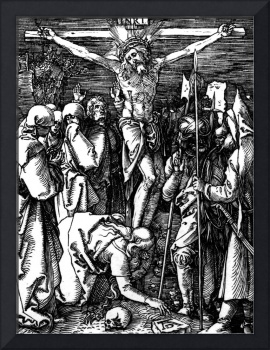 The Crucifixion, from The Small Passion, c.1509-11