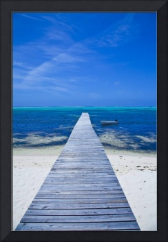 Little Cayman Dock