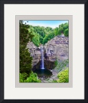 Taughannock Falls by D. Brent Walton