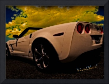 Vette Thee Behind Me Phaeton  The Fat Bottom Vette