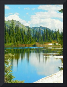 Reflection Lake - Mount Rainier National Park
