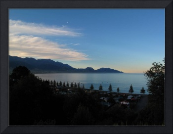 New Zealand - Kaikoura Sunset