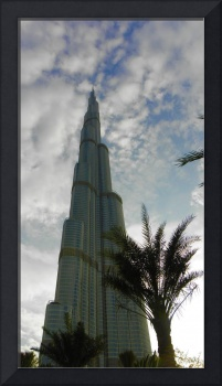 Burj Building, The Tallest In The Land