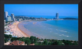 Qingdao The First Seawater outdoor bathing place