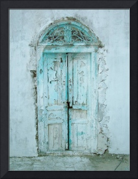 Abandoned Doorway