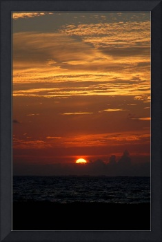 Cayman Islands : Cayman Brac Sunset 2 of 2