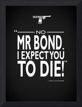 Goldfinger - Expect You To Die