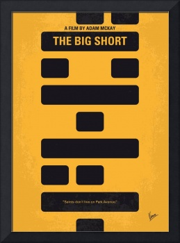 No622 My The Big Short minimal movie poster