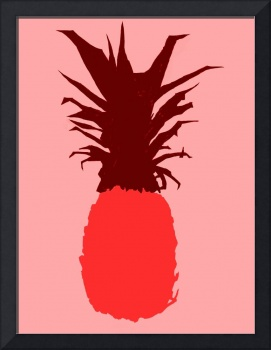 Pineapple red pink (c)