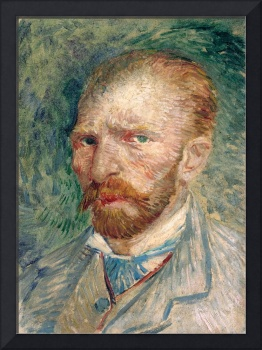 Vincent van Gogh, Self portrait