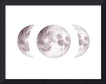 Moon 3 Phases