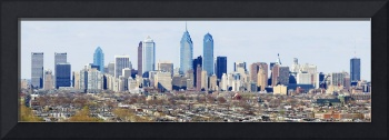 Skyline of Philadelphia