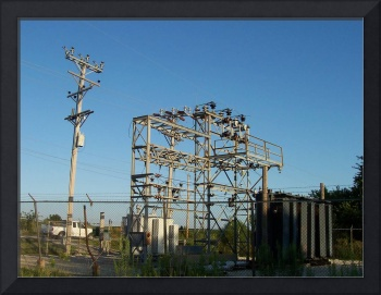 Lone Jack, Missouri Substation