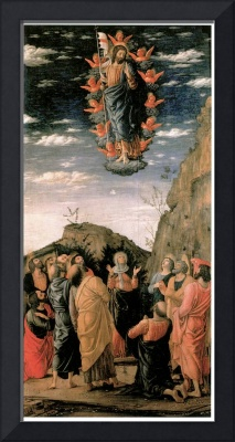 Andrea Mantegna's The Ascension