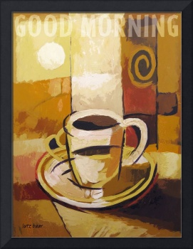 Good Morning Poster