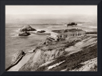 Cliff House by Taber c1880
