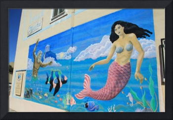 Monterey Mermaid