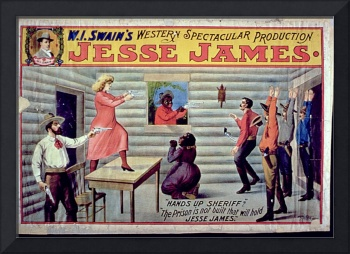 'The Prison Is Not Built That Will Hold Jesse Jame