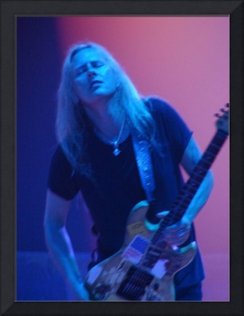 Alice in Chains - Jerry Cantrell Pink & Blue 3