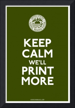 Federal Reserve Poster