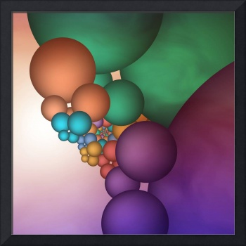 a lot of spheres -2-