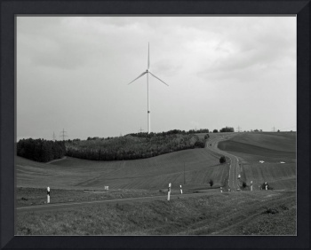 Land and Wind Energy