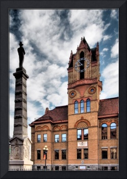 Old Anderson County Courthouse