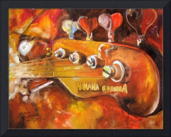 YAMAHA MUSIC ABSTRACT
