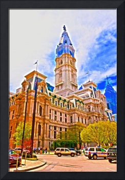 Philadelphia City Hall - HDR