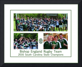 BE Rugby Champs Poster
