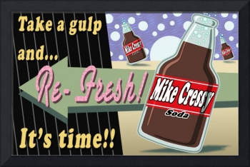 Mike Cressy Soda