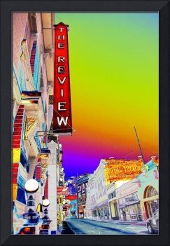 Bisbee Review - Main Street Psychedelic