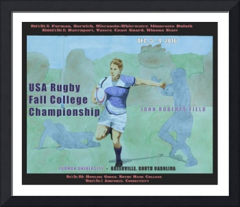 College Rugby Championship 2016
