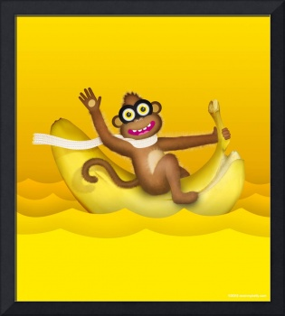 Monkey and Banana