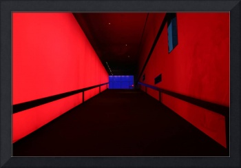 Guthrie Theater -   Red Dimensions