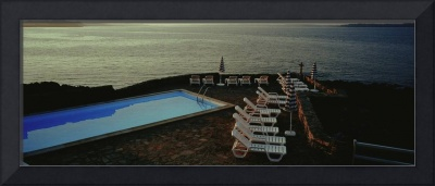 Hotel Pool Brittany France