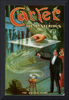 Carter - The Mysterious Astral Hand