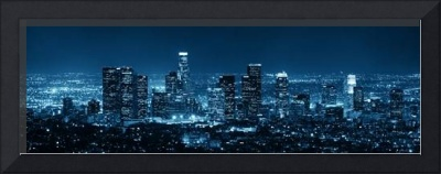 World Cities Framed Photo Print