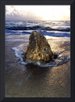 Spirit Stone Seascape