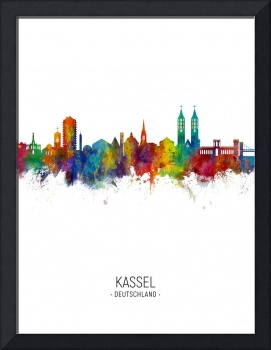 Kassel Germany Skyline