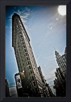 Flat Iron Building, NYC.