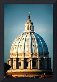 St. Peter's dome (Rome, Italy)