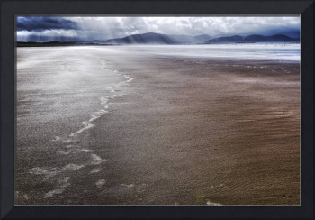 Storm at Inch Beach