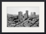 San Francisco view by David Smith
